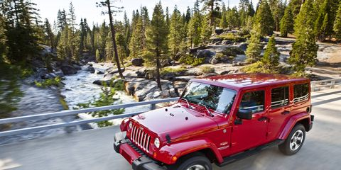 Jeep volume increased 42 percent in December, the brand's best monthly U.S. sales ever and its 27th-consecutive month of year-over-year sales gains.