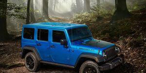We expect the 2018 Jeep Wrangler to look and drive quite a bit differently when it finally comes out.