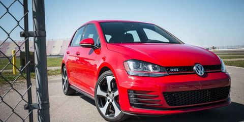 The 2015 VW GTI has quickly become a staff favorite.