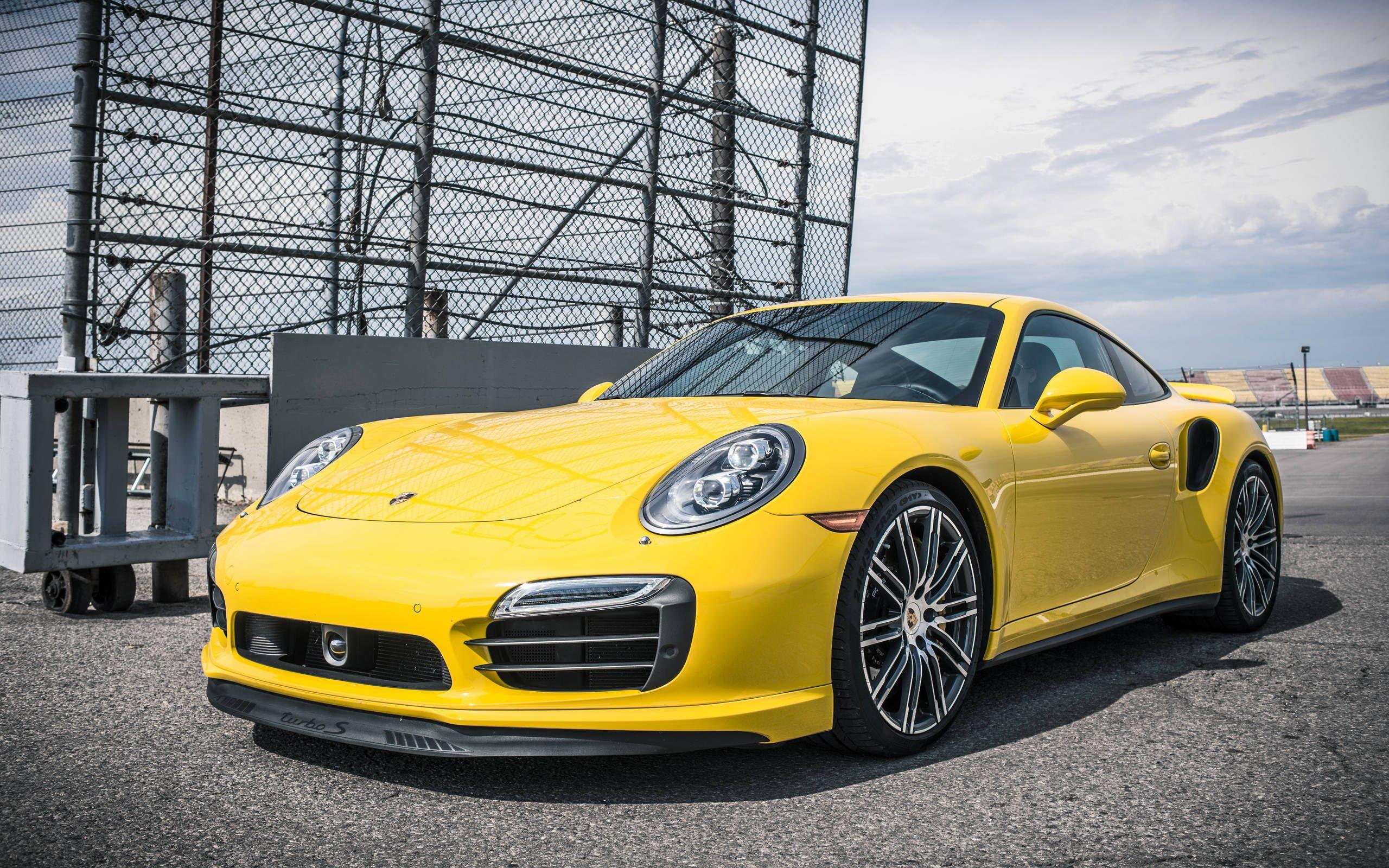 2014 Porsche 911 Carrera Turbo S Review Notes