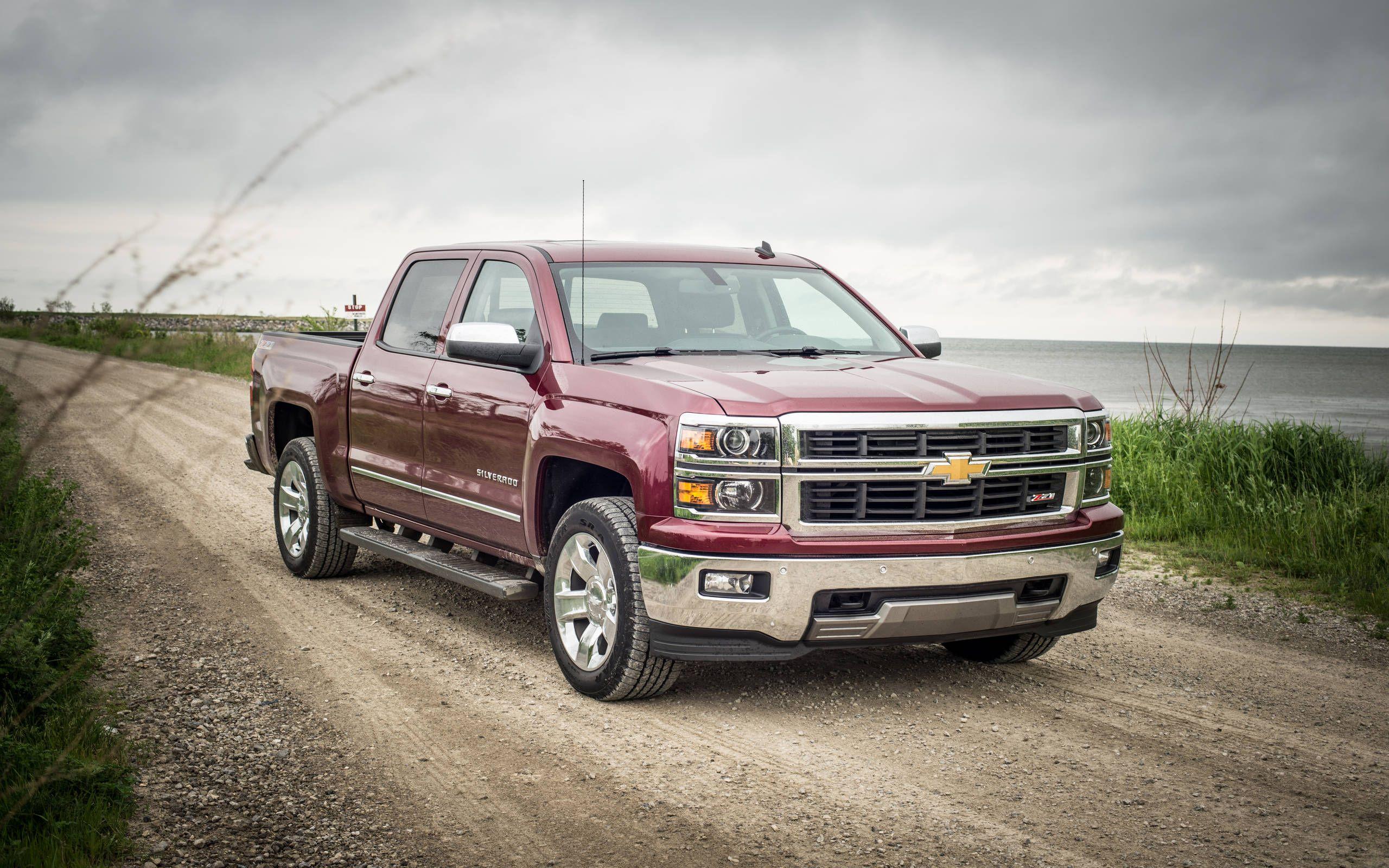 Kelebihan Chevrolet Silverado 2014 Harga
