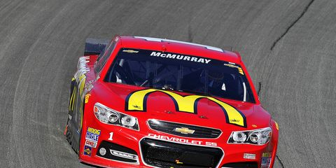 Jamie McMurray failed to qualify for the NASCAR Sprint Cup Series Chase this season.