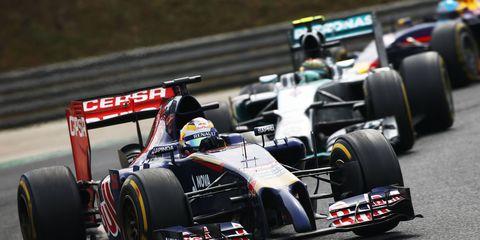 """F1 racer Jean-Eric Vergne is not deterred after Toro Rosso's """"cruel blow"""""""