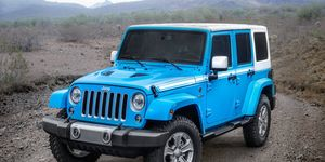 The Jeep Wrangler, built in Toledo, Ohio, tops the list, but vehicles from originally-domestic marques occupy only 6 of the 10 spots in the top 10.
