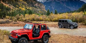 The 2018 Jeep Wrangler JL Rubicon: This might be the best factory off-roader yet.