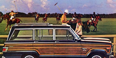 Much like the sport of polo, rumors of a new Jeep Grand Wagoneer are remarkably long-lived.