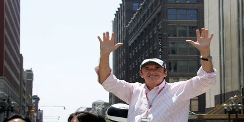 Jim Nabors has been a staple at the Indy 500 for decades.