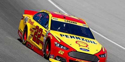 Timing could not have been better for Joey Logano on Sunday at Chicagoland. The windshield tear-off provided extra handling at the end of the race allowing Logano to pass Kevin Harvick. And, lucky for Logano, the engine gave out only after he had crossed the finish line.