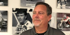 Joey Mancari joins a high-profile leadership board at American Flat Track that also includes longtime NASCAR executive Mike Helton.