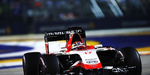 Formula One driver Jules Bianchi is still in critical but stable condition following his horrific crash at Suzuka at the beginning of October.