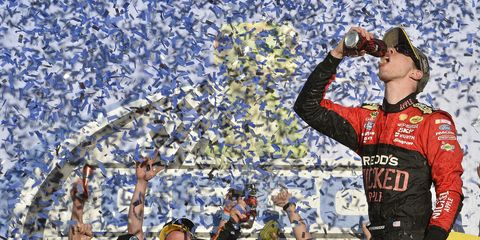 Very few fans or drivers are on the fence about their feelings about Brad Keselowski.