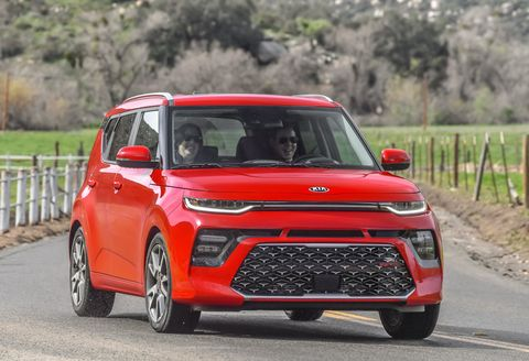 The 2020 Kia Soul is fun, practical and inexpensive
