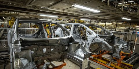 Kobe Steel supplies major automakers like Nissan, Toyota, Ford and GM with steel and aluminum to make components.
