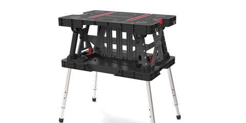 Keter Adjustable Folding Table