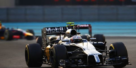 Kevin Magnussen went into the week still unsure of his future with McLaren