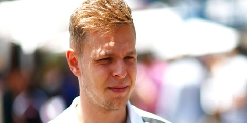 Kevin Magnussen, 22, is considered the favorite to be named the No. 2 driver behind Fernando Alonso at McLaren when the team announces its 2015 driver lineup.