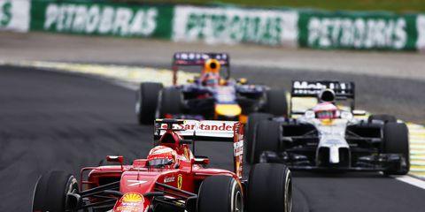 Kimi Raikkonen's return to Ferrari has produced just 53 points this season.