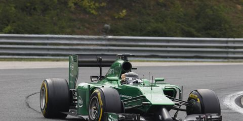 Kamui Kobayashi, who was benched for Spa by Caterham, is expected to be back in the race seat on Sunday at Monza.