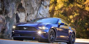 The Ford Mustang has outsold both the Chevrolet Camaro and Dodge Challenger so far in 2018.