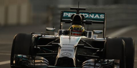 Mercedes will begin its defense of its Formula One Constructor's Championship on March 15 in Australia.