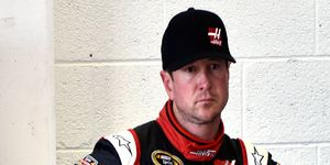 Kurt Busch is waiting to hear if he will face assault charges in Delaware.