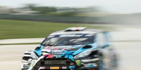 The 2016 Red Bull Global Rallycross season will start on Saturday.