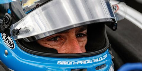 Team Penske's Simon Pagenaud has a healthy 14-point lead over Scott Dixon in the Verizon IndyCar Series standings after three races.