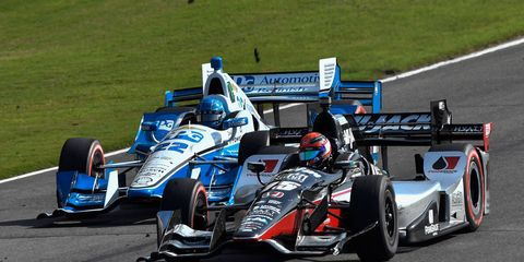 The Verizon IndyCar Series is not giving up on replacing Boston on the 2016 schedule.
