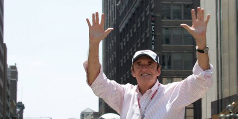 """Jim Nabors sang """"Back Home Again in Indiana"""" for the final time in 2014."""