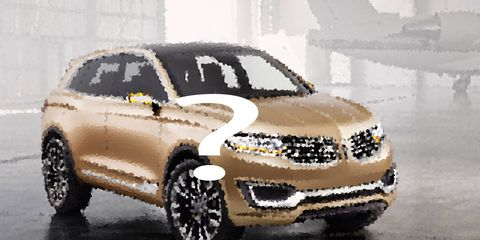 None of the car reviews are of the Lincoln MKX.