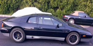 """After a quick visual inspection of the photos included in this Lotus Esprit Turbo's eBay listing, we can confirm that its condition is somewhere between """"not perfect, but pretty okay"""" and """"needs some work."""""""