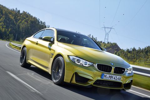 The 2015 BMW M4 Coupe comes in at a base price of $65,125 with our tester topping off at $86,200.