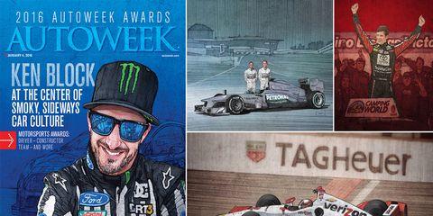 2016 Autoweek Award winners