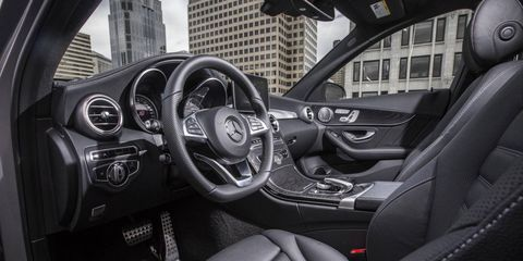 There's a lot to like about the new C-class and its comfortable interior, but defective seat material isn't really at the top of our list.