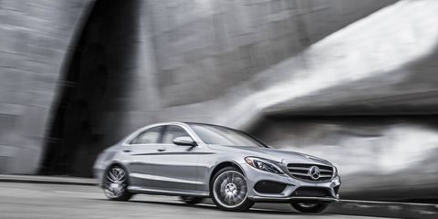 """Mercedes """"baby benz"""" is no longer the smallest offering."""