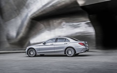 Thanks to the CLA, the new C-class has been bumped to middle child status.