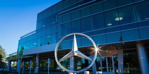 Mercedes-Benz Research & Development North America in Sunnyvale, Calif.