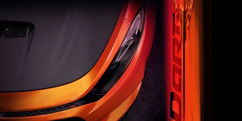 Chrysler will bring one Dodge Dart concept car to SEMA this year.