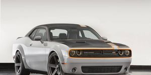 There will be a production version of Dodge's SEMA-spec GT AWD show car, but it'll have a V6 under the hood.