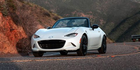 If you have no more than one passenger and a lot of back roads to drive, the Mazda MX-5 Miata is still the best sports car bargain on the market today.