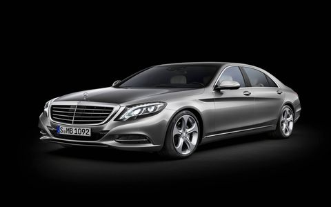 Our test 2014 Mercedes-Benz S550 4Matic Sedan topped off at $122,895.