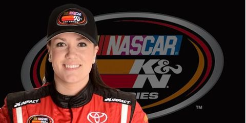 """""""[Racing in the NASCAR Nationwide Series] may be a step I never get to take again. Rides are hard to come by in this sport without significant backing, wealthy families or big name connections, so it's awesome to be able to say I will have a NASCAR Nationwide start under my belt,"""" said Bell."""