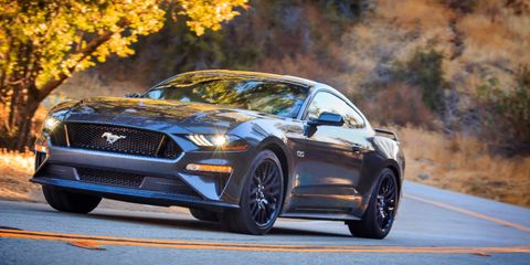 Could Ford's modular architecture mean the next-generation Mustang gets an AWD option like the Dodge Challenger?