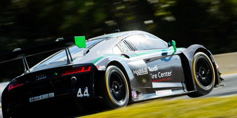 Team owner/driver John Potter is bringing his sports-car team to the Pirelli World Challenge.