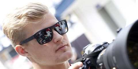 Marcus Ericsson scored zero points in the 2014 Formula One championship for Caterham.