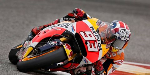 Marc Marquez won by more than two seconds on Sunday in Austin, Texas.