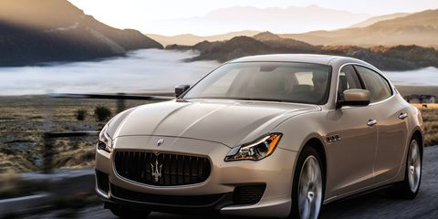 Monostable shifters in Maserati Quattroporte and Ghibli sedans from the 2014 model year will be recalled, though the software tweaks have not been finalized yet.