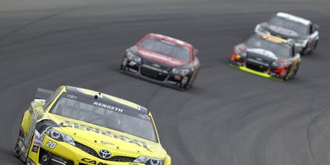 NASCAR Sprint Cup drivers Matt Kenseth, Ryan Newman, Clint Bowyer and Greg Biffle should be nervous as time is running out to make it into The Chase.