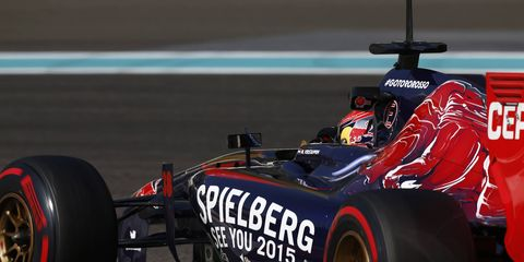 Teenager Max Verstappen will be one of the new faces on the Formula One grid in 2015,