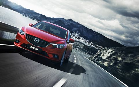 The 2015 Mazda 6 i Grand Touring comes in at a base price of $30,690 with our tester topping off at $33,245.